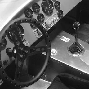 Strom Speed Cockpit